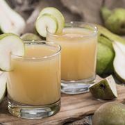 Il succo di pera biologico