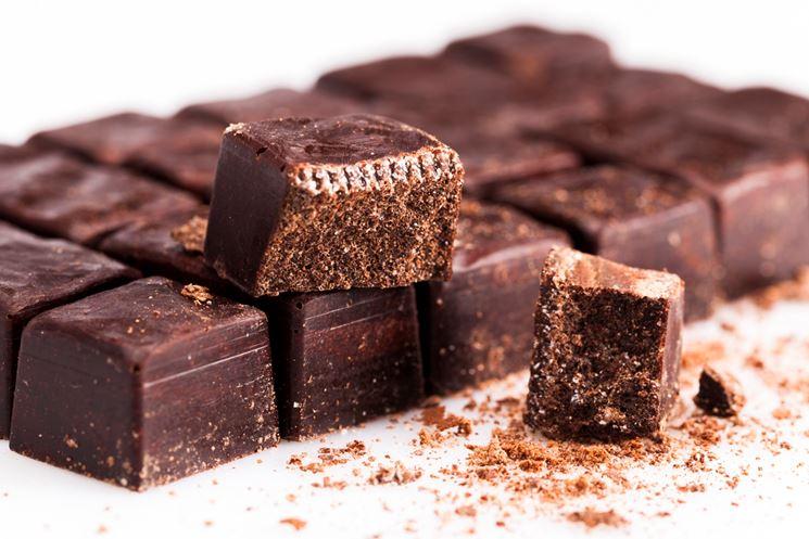 Esempio cioccolato modicano