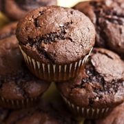 Muffin biologici al cioccolato