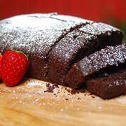 Torta biologica al cacao