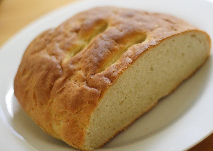 Pane di farina di mais