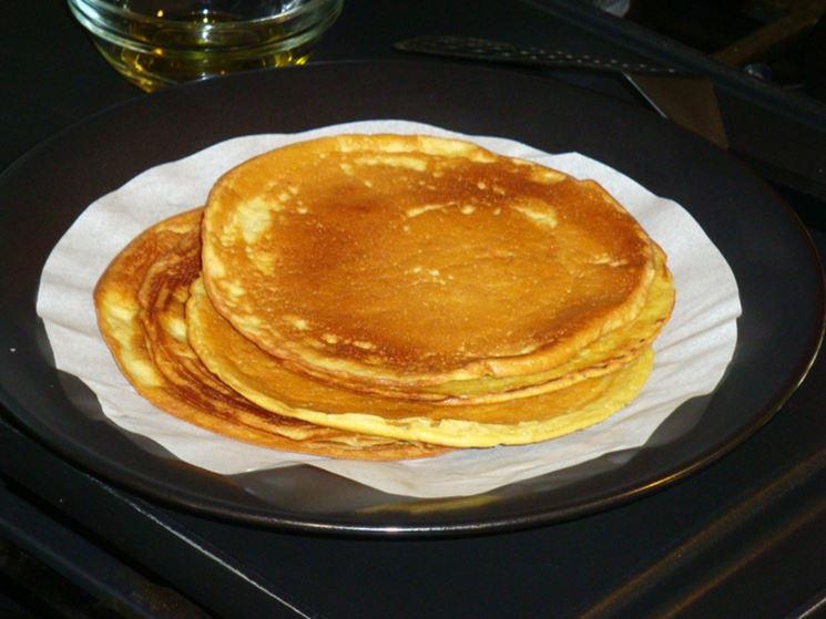 Pancake farina biologica