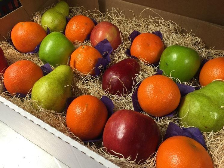 Frutta domicilio