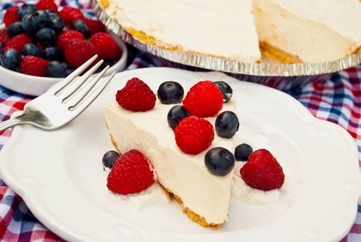 Cheesecake yogurt