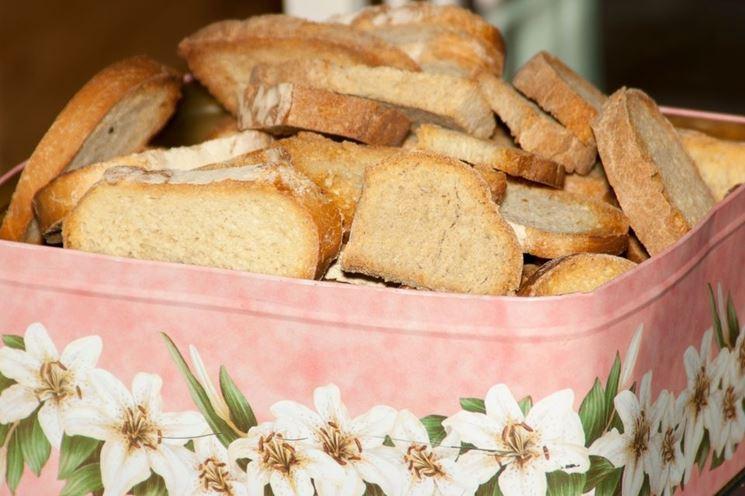 Fette biscottate fatte a casa