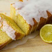 Torta al limone e mais