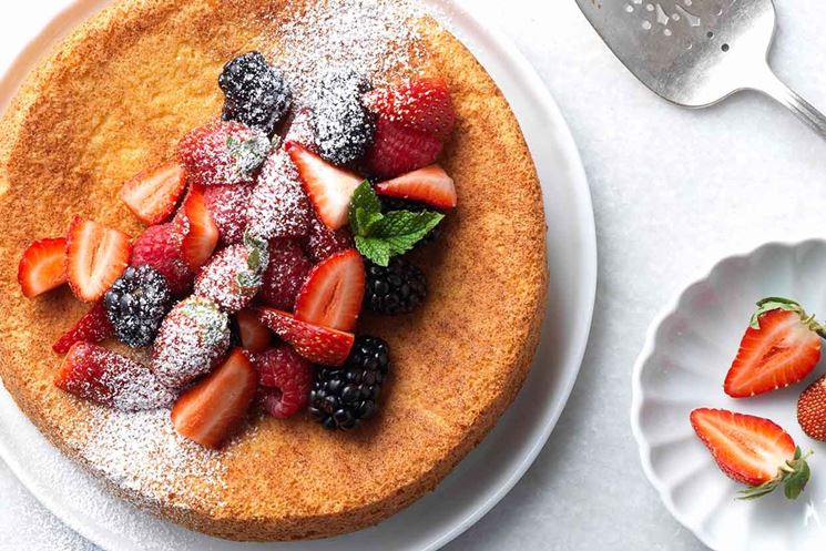 Torta glutine