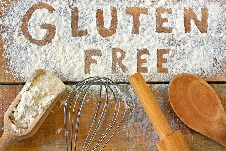 Preparazione alimento senza glutine