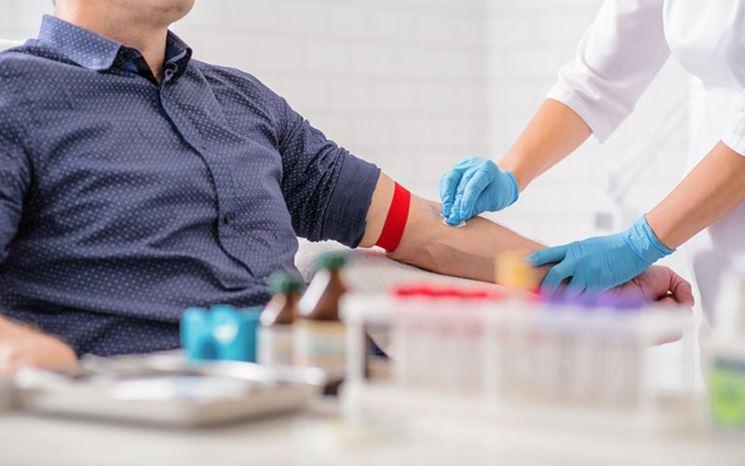 Esami del sangue per diagnosi celiachia
