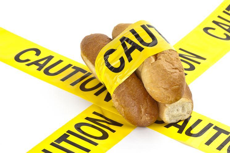 Evitare gli alimenti ricchi di glutine