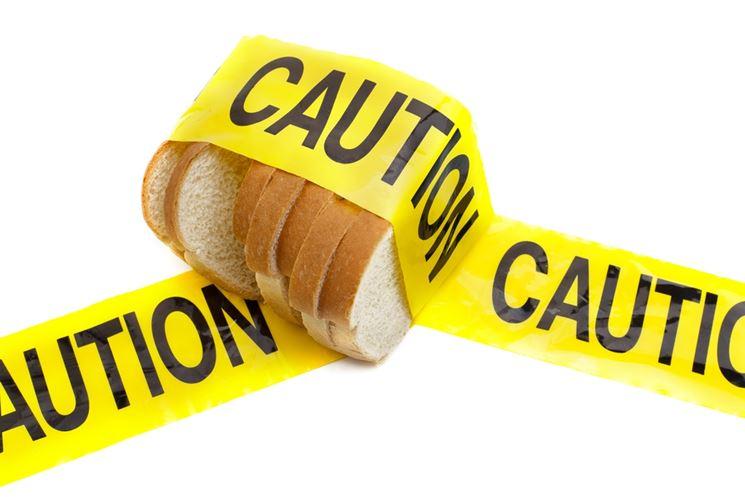 Cautela dall'intolleranza al glutine