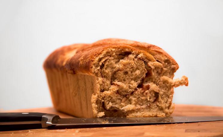 Pan bauletto confezionato