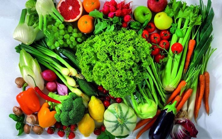 Verdure per antipasti per celiaci