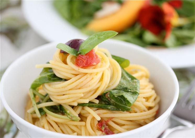 Spaghetti gluten free