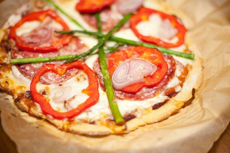 Pizza celiaci