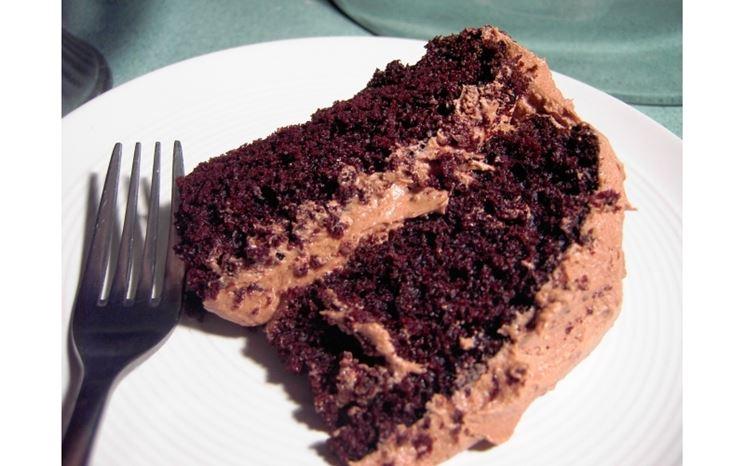 Torta al cioccolato gluten-free