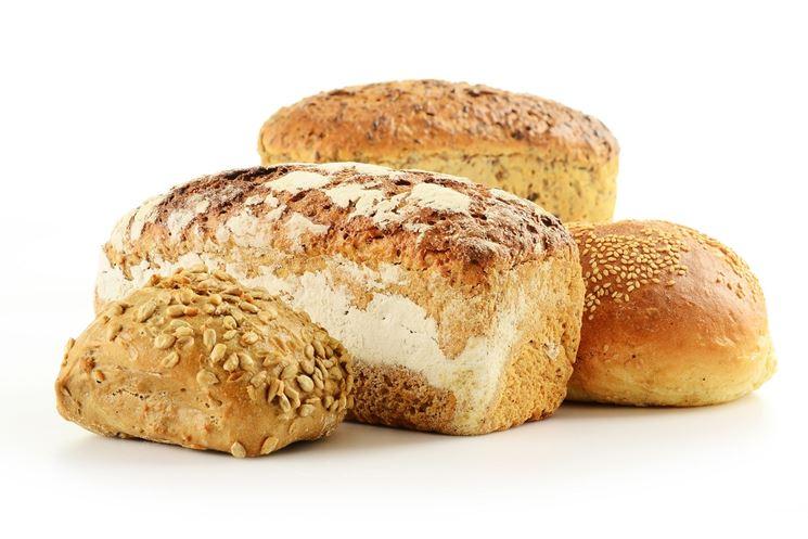 Il pane è uno dei prodotti per celiaci più consumati