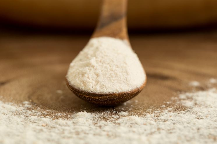 Tipo di farina per celiaci