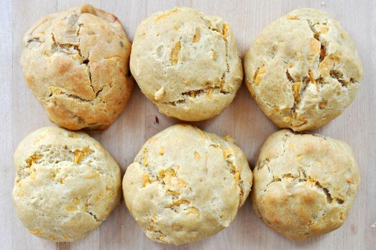 Esempio di biscotti vegani