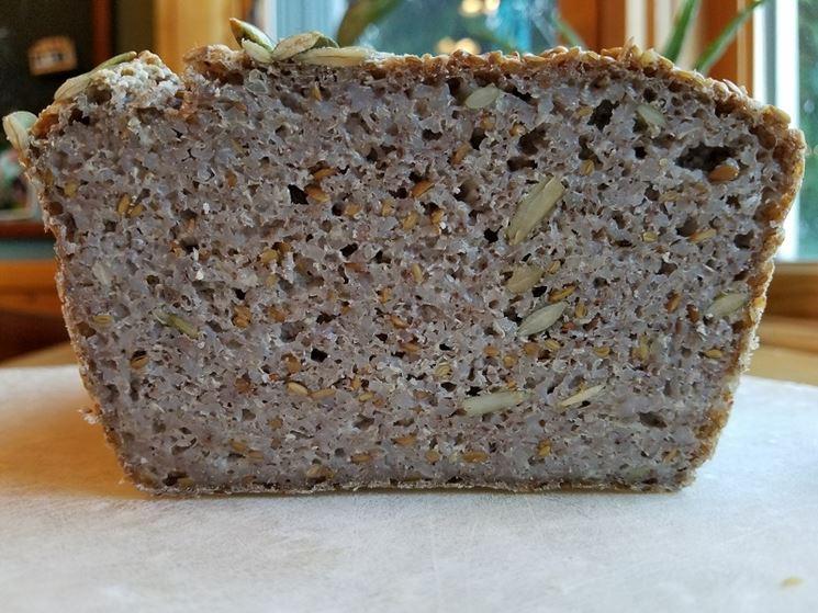 Pane con farine speciali