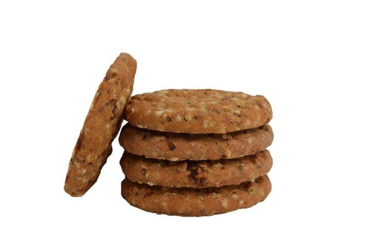 Biscotti al cioccolato senza glutine