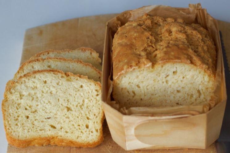 Pane senza glutine
