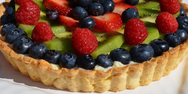 Ricette dolci gluten free con la frutta