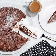 Tenerina, torta al cioccolato senza farina