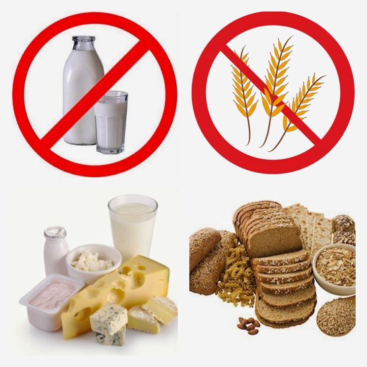 Intolleranze alimentari a lattosio e glutine