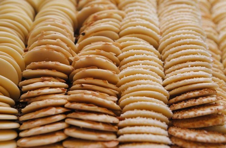 Biscotti con la frutta secca
