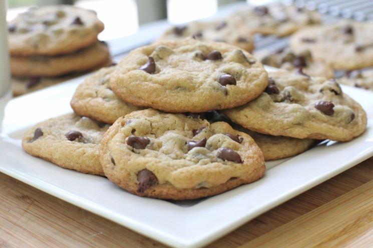 Cookies senza glutine