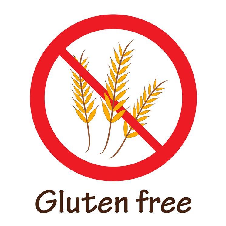 Esempio simbolo senza glutine