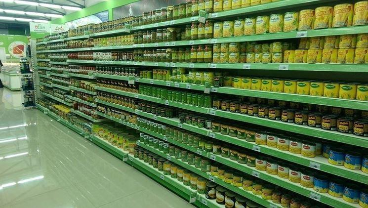 Prodotti alimentari industriali