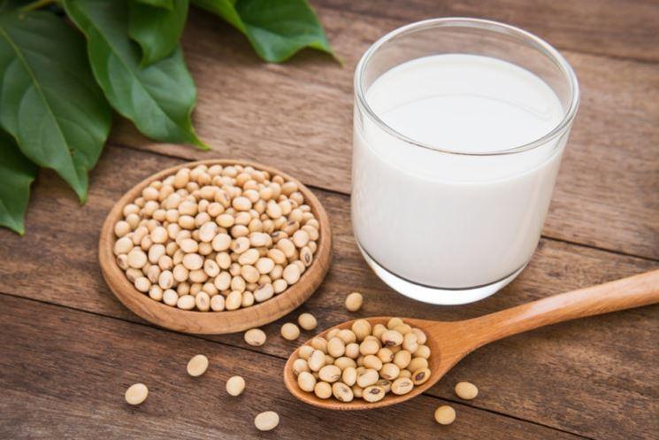 La soia è una valida alternativa al lattosio