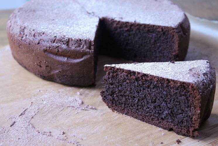 Torta gluten free