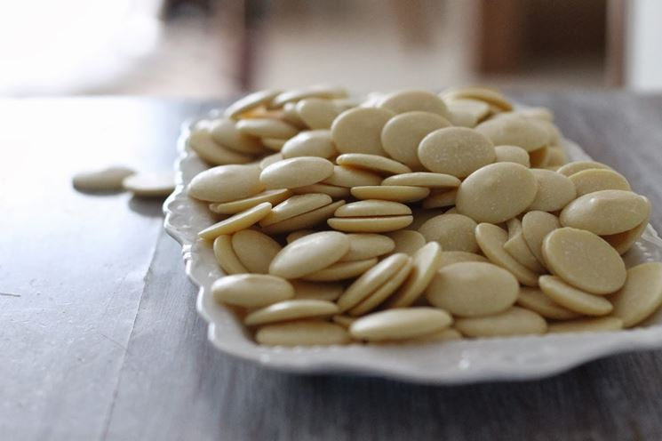Pastiglie di burro di cacao