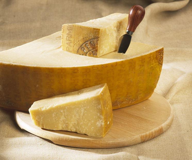 Parmigiano reggiano stagionato
