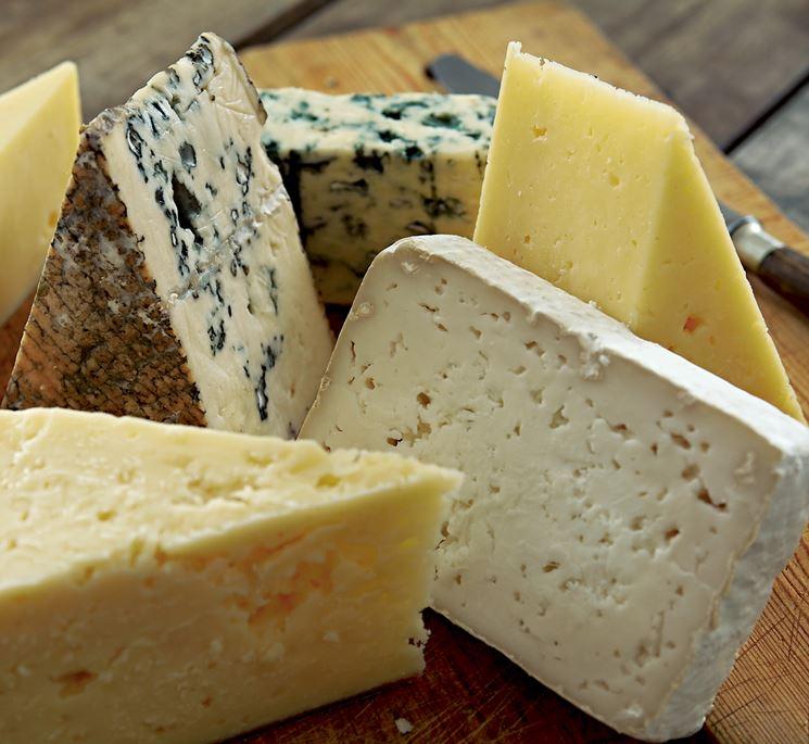 Mix formaggi stagionati