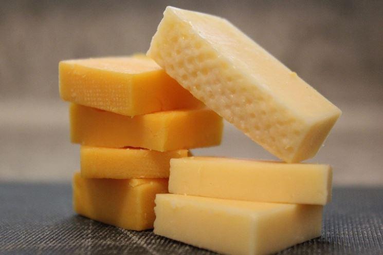 Cubetti formaggio