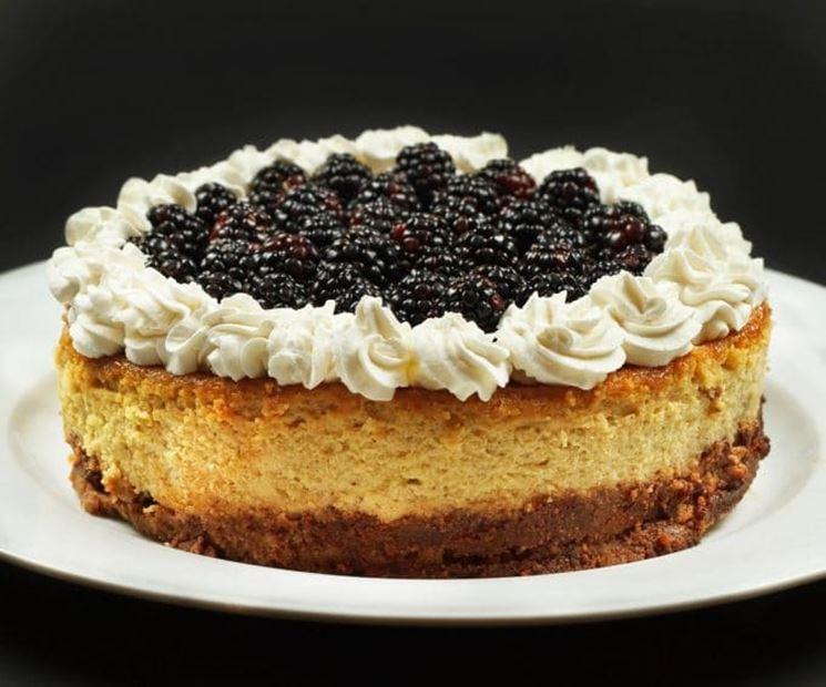 Una torta alla ricotta