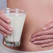 Allergia al lattosio sintomi