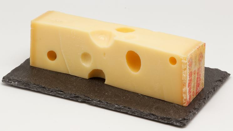 Emmenthal formaggio