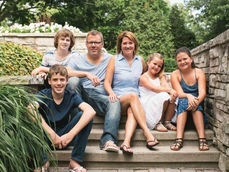 Famiglia di consumatori