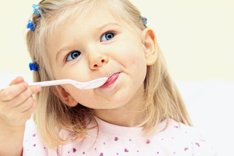 Svezzamento con alimenti senza lattosio