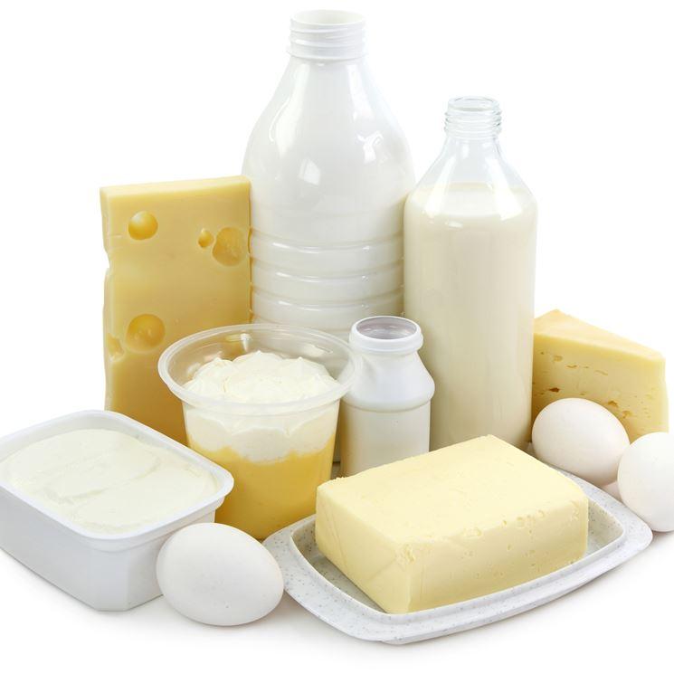 Latticini senza lattosio