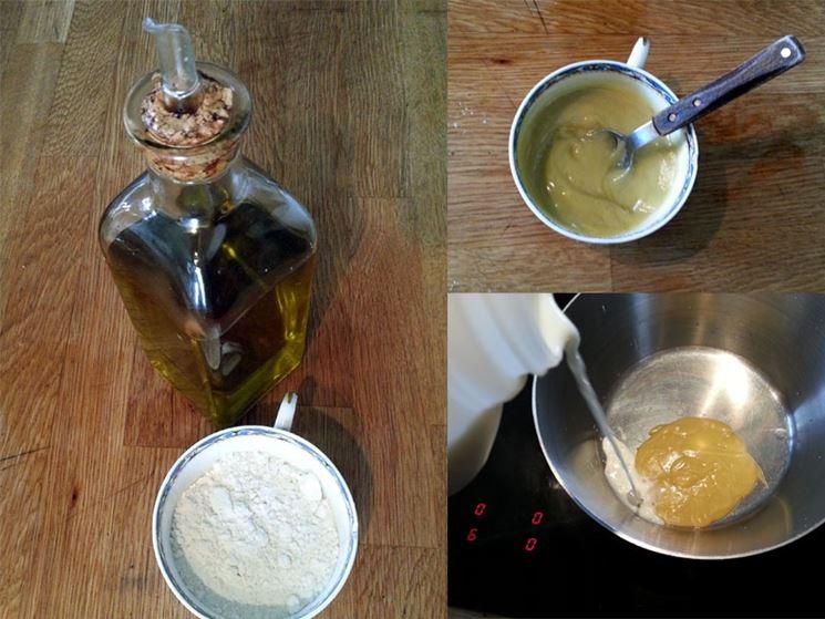 Ingredienti besciamella senza lattosio