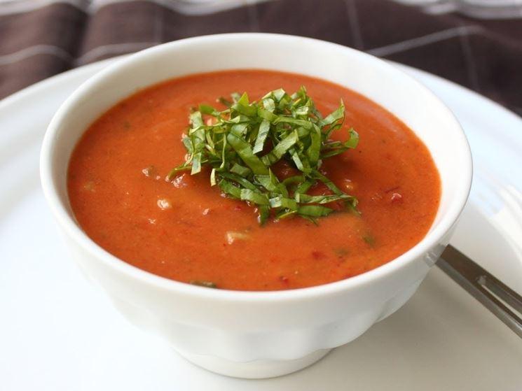 Ciotola gazpacho