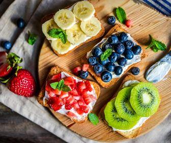 Snack senza glutine
