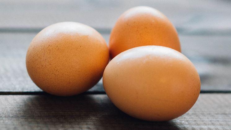 Niente uova nella ciambella vegana