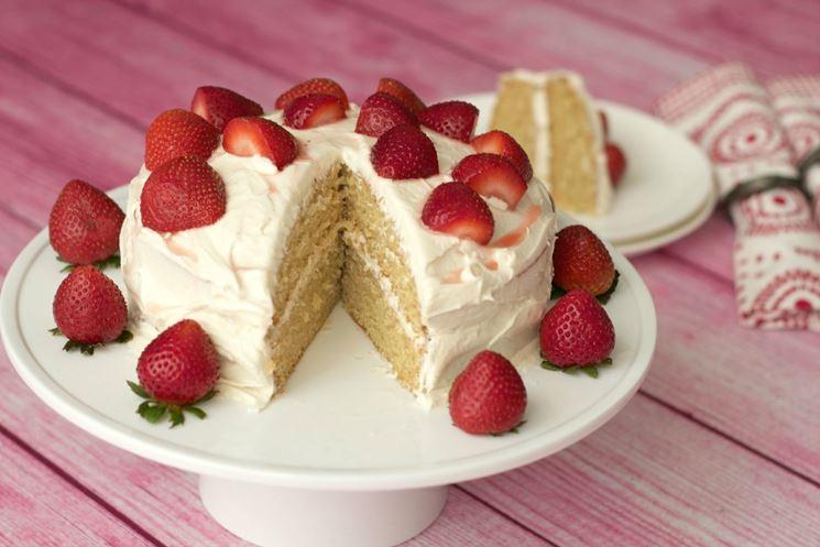 Una torta vegana